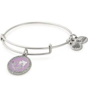Alex and Ani Mermaid Wire Bracelet NWT